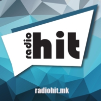 Logo de la radio Radio Hit - Macedonia