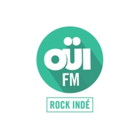 Logo of radio station OÜI FM Rock Indé