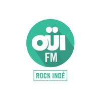 Logo de la radio OÜI FM Rock Indé
