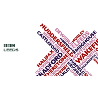 Logo of radio station BBC Radio Leeds