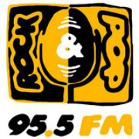 Logo of radio station Rock & Pop 95.5