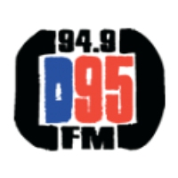 Logo of radio station D95