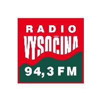 Logo of radio station Rádio Vysočina