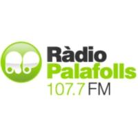 Logo of radio station Ràdio Palafolls