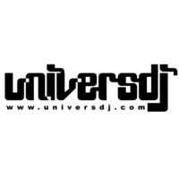 Logo of radio station Univers DJ