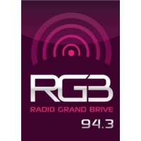 Logo of radio station RADIO GRAND BRIVE (RGB 94.3 fm)