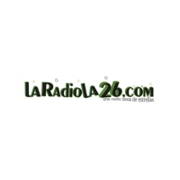 Logo of radio station La radiola26