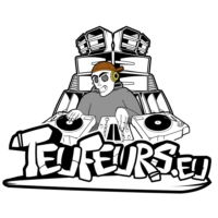 Logo of radio station Teufeurs radio