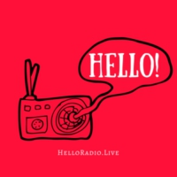 Logo of radio station Hello! Radio