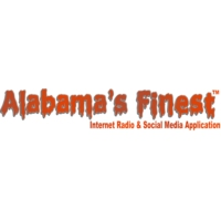 Logo of radio station Alabama's Finest