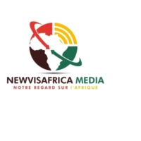 Logo of radio station RADIO NEWVISAFRICA