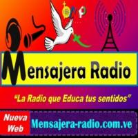 Logo de la radio Mensajera Radio
