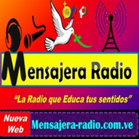 Logo of radio station Mensajera Radio