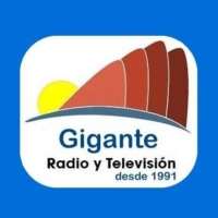 Logo of radio station Radio Gigante