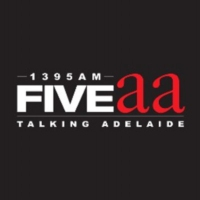Logo of radio station Five aa
