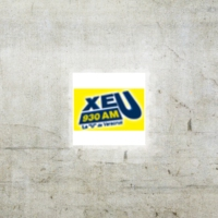 Logo of radio station XEU La U de Veracruz 930 AM
