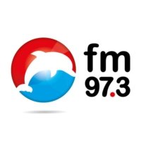Logo of radio station Dolfijn 97.3 FM