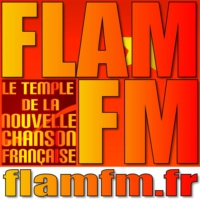 Logo of radio station FLAM FM