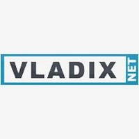 Logo of radio station VLADIX
