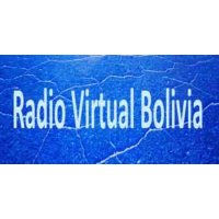 Logo of radio station radio virtual