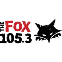 Logo of radio station CFXY-FM The Fox 105.3
