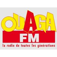Logo of radio station Ouaga FM