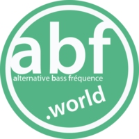 Logo of radio station ABF WORLD