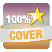 Logo de la radio Hit Radio - 100% COVER