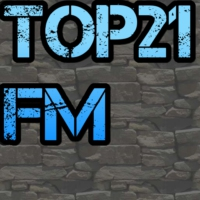 Logo of radio station Top21 Fm