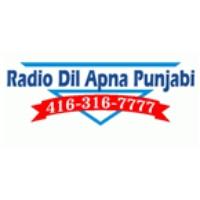 Logo of radio station Radio Dil Apna Punjabi