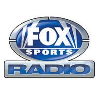 Logo of radio station WDEF Fox Sports Radio 1370
