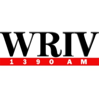 Logo of radio station WRIV 1390 AM
