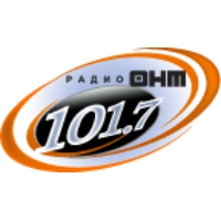 Logo of radio station ONT 101.7 FM