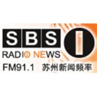 Logo of radio station Suzhou News Radio