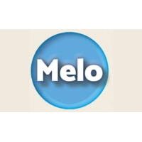 Logo of radio station Melo FM