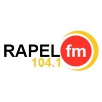 Logo of radio station Radio Rapel 104.1 FM