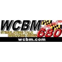 Logo of radio station WCBM 680