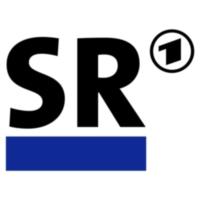 Logo of radio station SR 1
