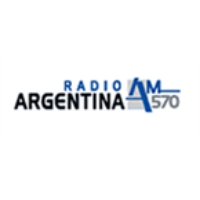 Logo of radio station Argentina 570