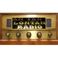 Logo of radio station AN TAN Lontan Radio