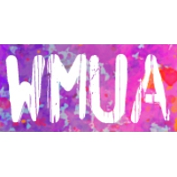 Logo of radio station WMUA UMass Amherst