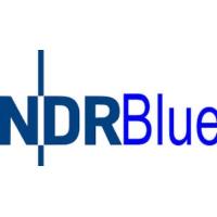 Logo of radio station NDR Blue
