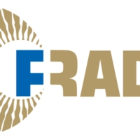 Logo of radio station RADIO LA F