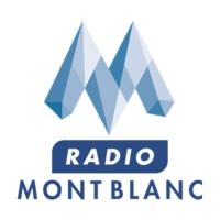 Logo of radio station Radio Mont Blanc
