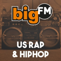 Logo of radio station bigFM - US Rap & Hip-Hop