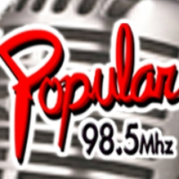 Logo of radio station Radio Cadena Popular