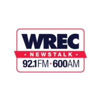 Logo of radio station 600 WREC