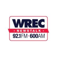Logo of radio station 600 WREC