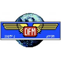 Logo de la radio DFM RTV INT