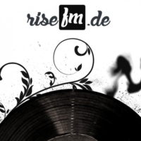 Logo of radio station riseFM.de
